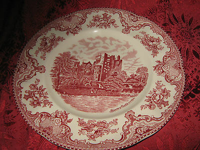 Johnson Brothers Old Britain Castles Dinner Plates - Set Of 4 - New