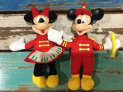 Mickey And Minnie Disney Merchandise - Pre Owned