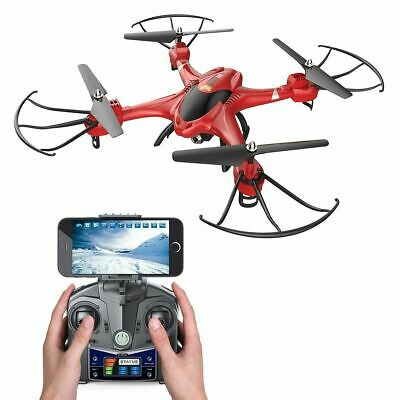 Holy Stone HS200D FPV 2.4GHz 6 Axis RC Quadcopter Live Video Camera Drone RTF