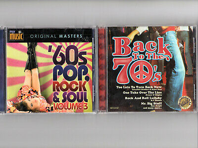 SOUL 12 CD LOT- 60s, 70s & 80s Collection of Lesser Known Soul R&B
