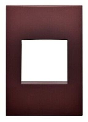 Clipsal MODENA 800-SERIES COVER Single, Vertical Mount RED *Australian Brand
