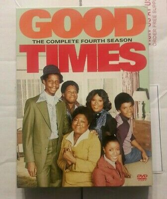 Good Times The Complete Fourth Season