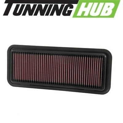 K&N 33-2486 KN Panel Air Filter Replacement For Toyota/Scion IQ