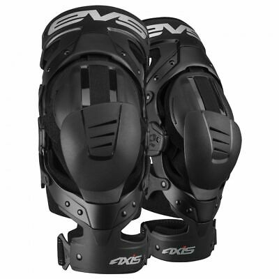 EVS AXIS SPORT 2019 Knieorthese Schwarz Knee Brace Enduro Cross Motocross MX