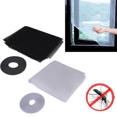 Magnetic Window Mesh Net Door Curtain Prevent Mosquito Fly Bug Insect Screen