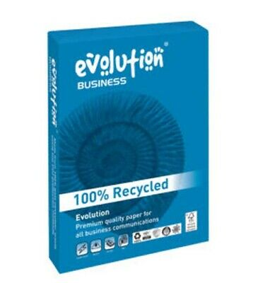 A1-A2-A3-A4-A5 Evolution 100% Recycled White Craft Paper-Card-Card Making
