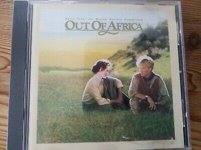 Out Of Africa von OST,Various Artists (1991)