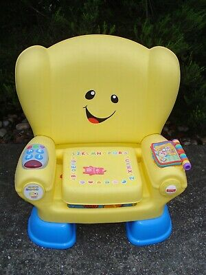 Fisher Price FISHER-PRICE LAUGH & LEARN SMART STAGES CHAIR YELLOW Toy
