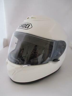 Shoei Qwest Helmet  Size L Motorcycle Motorbike Road Bike