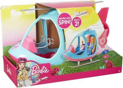MATTEL Barbie Helicopter 3 + Years Game For little girls