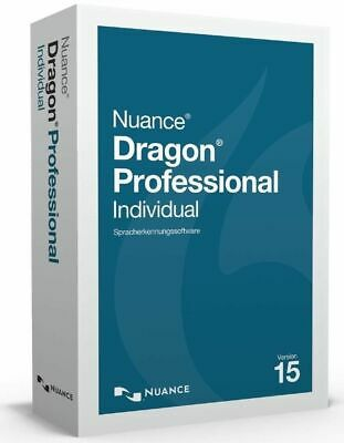 Nuance Dragon Professional Individual 15 Full Version, Télécharger