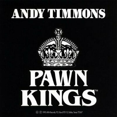 Andy Timmons - Pawn Kings (Digital Download)