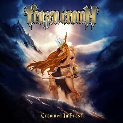 FROZEN CROWN - Crowned In Frost - LP Black [limited 500]