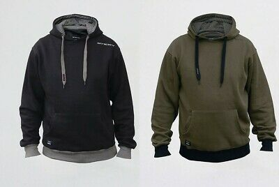 Sticky Baits Green Zipped Hoody *All sizes* NEW 2019 DARKER COLOUR