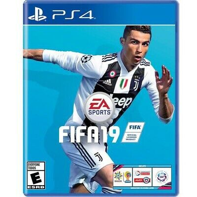 Fifa 19  Ps4) Read Description (Primary-Primaria) Castellano,Ingles