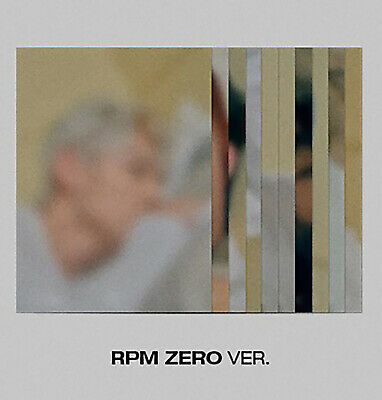 [SF9] RPM ALBUM / Official Folding Poster/ RPM ZERO ver.-WHITE / Folding Poster