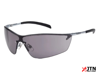 Bolle Silium SILPSF Safety Glasses Smoke Lenses