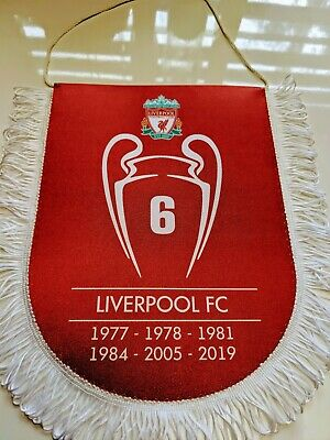 Liverpool champions League winners Pennant