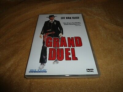Grand Duel (1972) [1 Disc Region: 0 NTSC DVD]