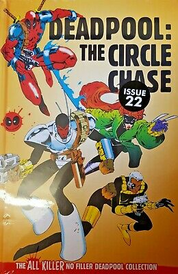 Deadpool All Killer No Filler Collection 2018 # 22 = The Circle Chase