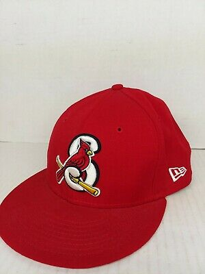 sports shoes 3cbd9 51b41 New Era 59Fifty ST. Louis Cardinals MLB Cap Fitted Hat Size 7 1 2