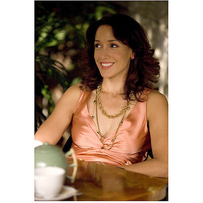 The L Word Jennifer Beals as Bette Porter in Silky Peach Top 8 x 10 inch photo