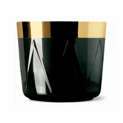 "Sieger by Fürstenberg ""Sip of Gold"", Circus black Becher"