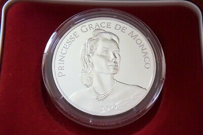 10 euro Grace Kelly , Monaco 2019 PP, PROOF, N° 3886