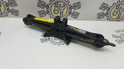 2007 LEXUS IS220d MK2 CAR JACK EMERGENCY LIFTING TOOL