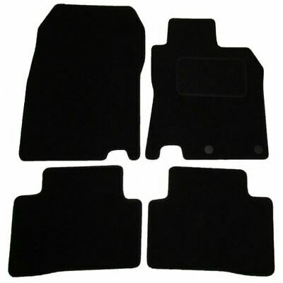 Car Mat Fiat Scudo 2007 Onwards Front only Pattern 1404 POLCO EQUIP IT FT18
