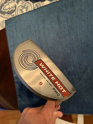 Odyssey White Hot Pro 9 Putter RH 35 IMMACULATE CONDITION!