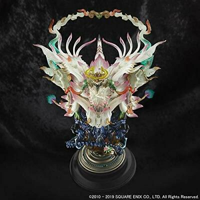 FINAL FANTASY XIV Ultima The High Seraph Meister Quality Figure Statue Japan NEW