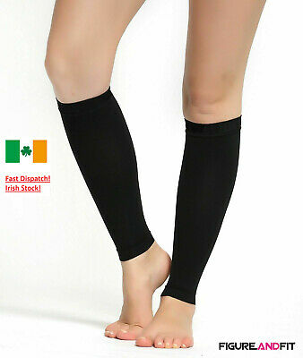 1Pair Medical Calf Leg Muscle Support Compression Sleeve Sport