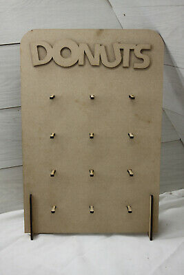 M088 DONUT DISPLAY STAND MULTI LEVEL small candy display doughnut birthday party