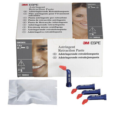 3M ESPE Astringent Retraction Paste Capsule 56944