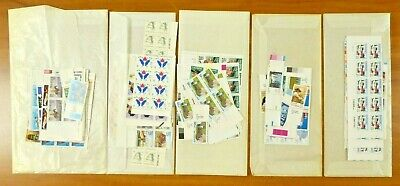 US Unused Postage Stamp Lot 25c Face Value $119