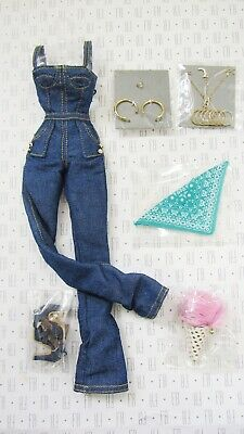 "Outfit Accessories Fashion Royalty Rayna Eye Candy 12"" Doll New!!!"