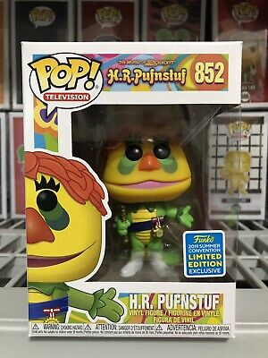 Funko Pop! HR Pufnstuf 2019 SDCC Shared Exclusive Ready To Ship Fast Free