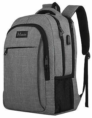 Travel Laptop Backpack,Business Anti Theft Slim Durable Laptops Backpack with...
