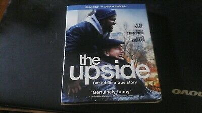The upside (Blu-ray + Dvd + Digital )
