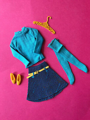 Vintage Barbie 1966 Francie Fashion  Hip Knits  MINT & Complete  AWESOME!!