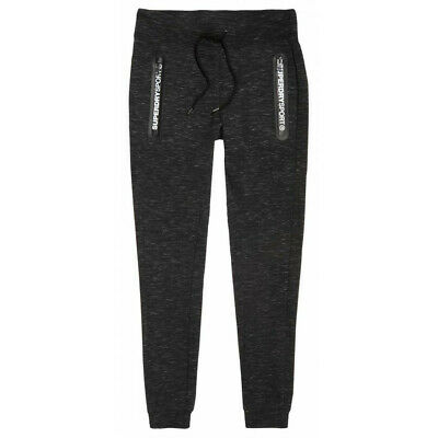 Jogging Superdry Sport Gym Tech Luxe Black Granite
