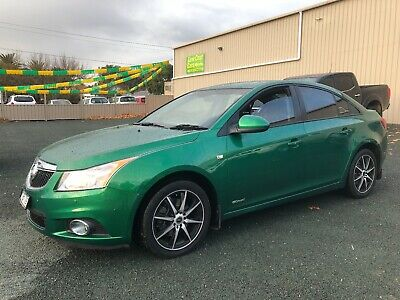 Arriving-2011 Holden Cruze Cd-Man-119K's-Turbo Diesel-Alloys-$5,950 Reg & Rwc