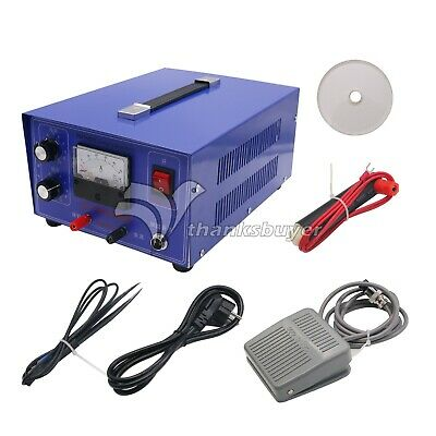 400W 50A Jewelry Laser Welding Machine Mini Spot Welder Machine Fast shipping