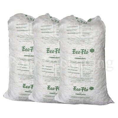 45 Cubic Feet of ECOFLO LOOSE FILL Biodegradable/Void Fill/Packing Peanuts