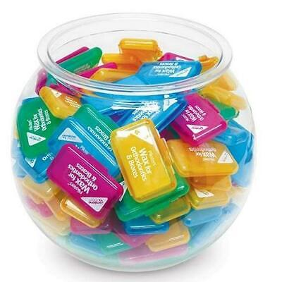 Piksters Fluro Orthodontic Wax 150 Fish Bowl