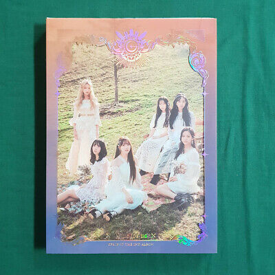 [Pre-Owned/No Photocard] GFriend The 2nd Album Time for Us Daybreak ver Kpop