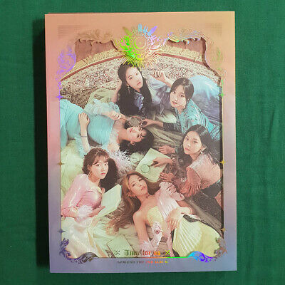 [Pre-Owned/No Photocard] GFriend The 2nd Album Time for Us Daytime ver Kpop