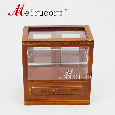 Dollhouse 1/12 Scale Miniature furniture Shopping mall display counter 4#