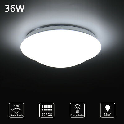LED Ceiling Light Round Downlight Living Room Bedroom Kitchen Security Wall Lamp